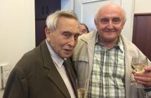 Oslava 93. narozenin prof. Kolmera